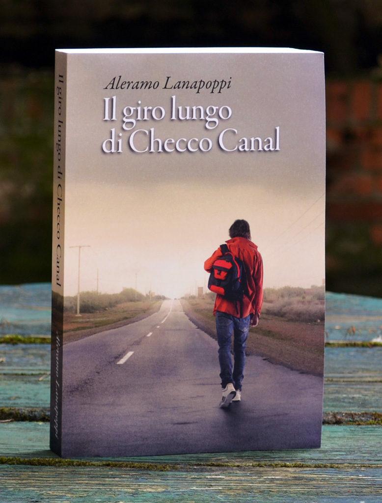 Il giro lungo di Checco Canal libro stampato