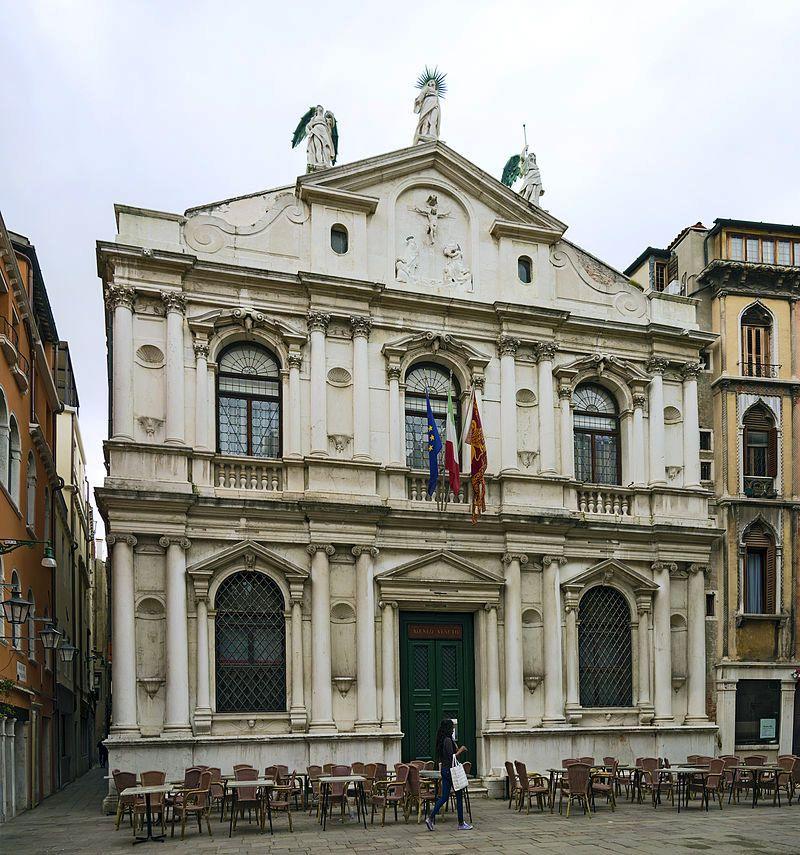 Presentazione Di Libro All'Ateneo Veneto