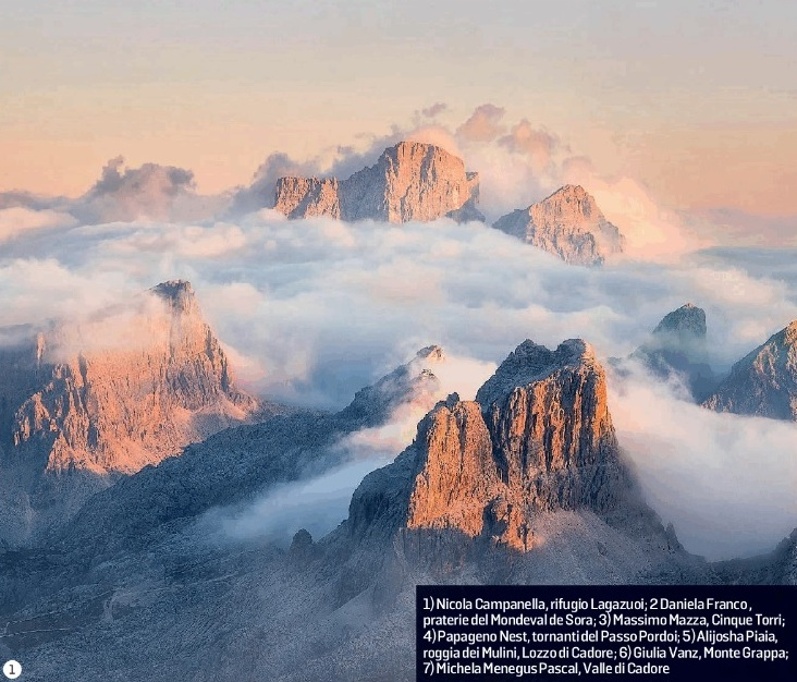 Meravigliose Fotografie Del Bellunese