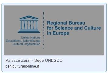 COMMISSIONE UNESCO MANOVRATA DAL SINDACO